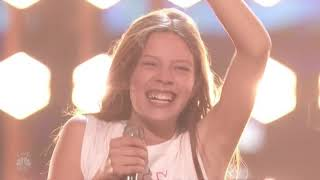 Courtney Hadwin Brings The house Down On AGT Finales | America's Got Talent 2018