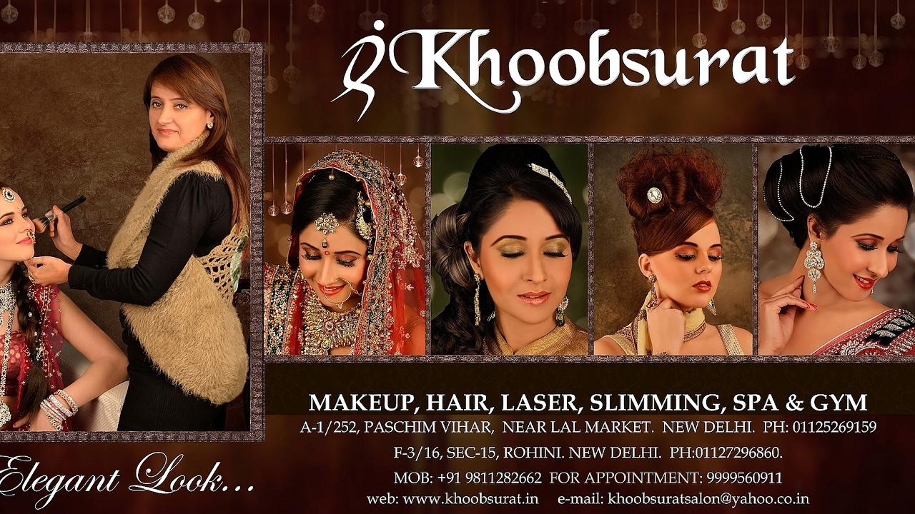 Pooja Goel's Khoobsurat - Awarded Best Makeup Artist in Delhi NCR Live Stream