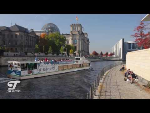 Berlin City Travel ◆ Top 10 Cities