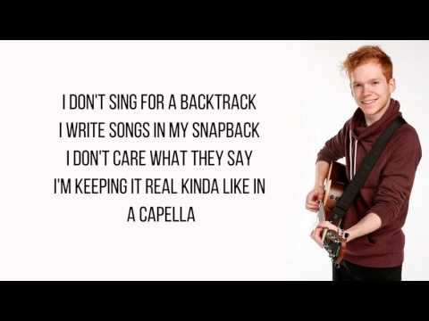 Chase Goehring - A Capella / Lyrics thumbnail