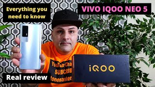 VIVO IQOO NEO 5 unboxing everything need to know about this phone can get better for your money