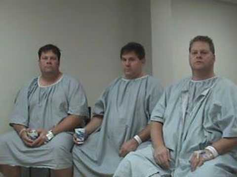 The Three Kings, Three Men Morning After Mini-Gastric Bypass