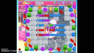 Candy Crush Level 1326 help w/audio tips, hints, tricks