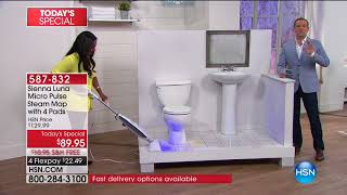 HSN | Home Solutions featuring Sienna Cleaning 01.31.2018 - 06 AM