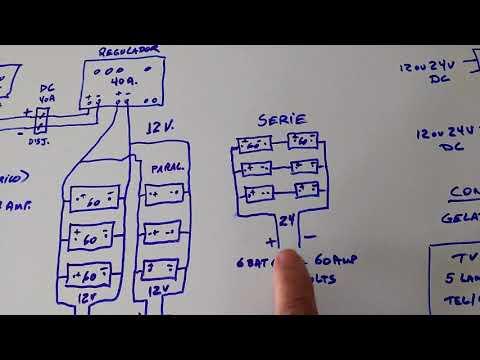 Energia Solar #7- Projeto para iniciantes..
