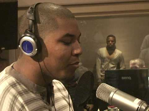 TAVIS Rapper Preaches Peace-Brad Lyko MSS