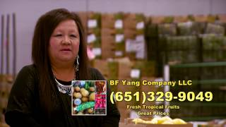 HBC PARTNERS: BF Yang Company LLC. Fresh tropical fruits and great prices.