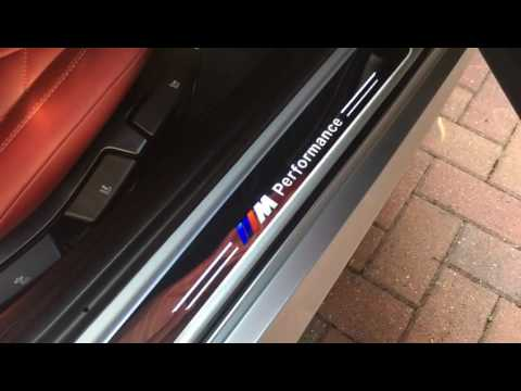 Bmw M Sport Led Illuminated Door Sill Plates For Bmw Z4