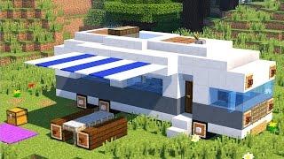 відео майнкрафт як зробити будинок машину