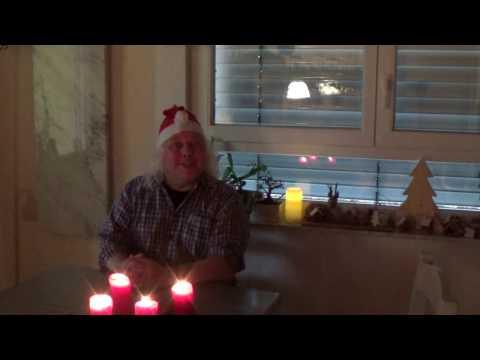 Marrrrtins frohe Botschaft zu Weihnachten