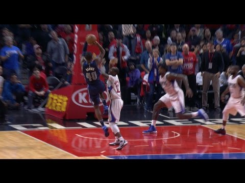 Harrison Barnes Hits Game Winner vs LAC | 12.23.16