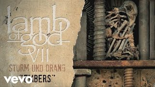 Lamb of God - Embers (Audio) ft. Chino Moreno