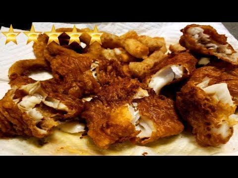 How To Make Beer Batter For Fish/Cod/Shrimp/Seafood