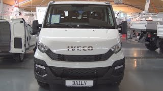 Iveco Daily 35 S 15 2.3 D Double Cab (2016) Exterior and Interior