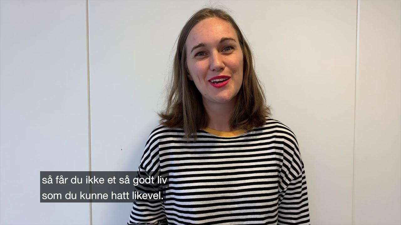 Ina Libak: slik vil AUF gjøre forebygge psykiske helseplager hos barn og unge