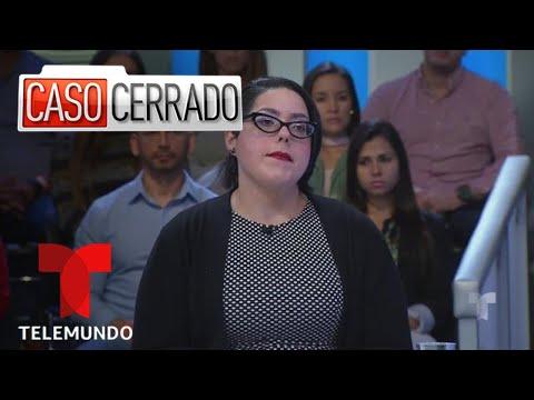 Mente y Cuerpo En Discordia 💔👩❤️💋👩💪 | Caso Cerrado | Telemundo
