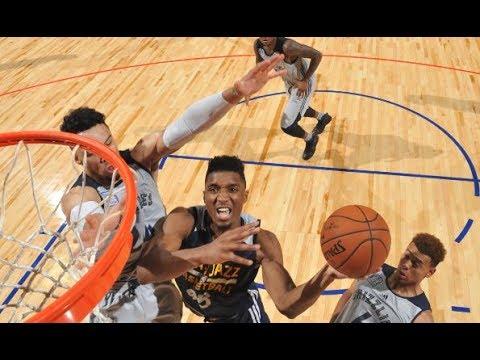 Full Highlights: Utah Jazz vs Memphis Grizzlies, MGM Resorts NBA Summer League | July 11