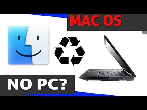 Notebook rodando Mac Os pelo Hackintosh #95