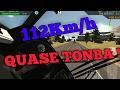 BOTEI 112 Km/h NO ÔNIBUS E QUASE TOMBEI ELE ! - Heavy Bus Simulator