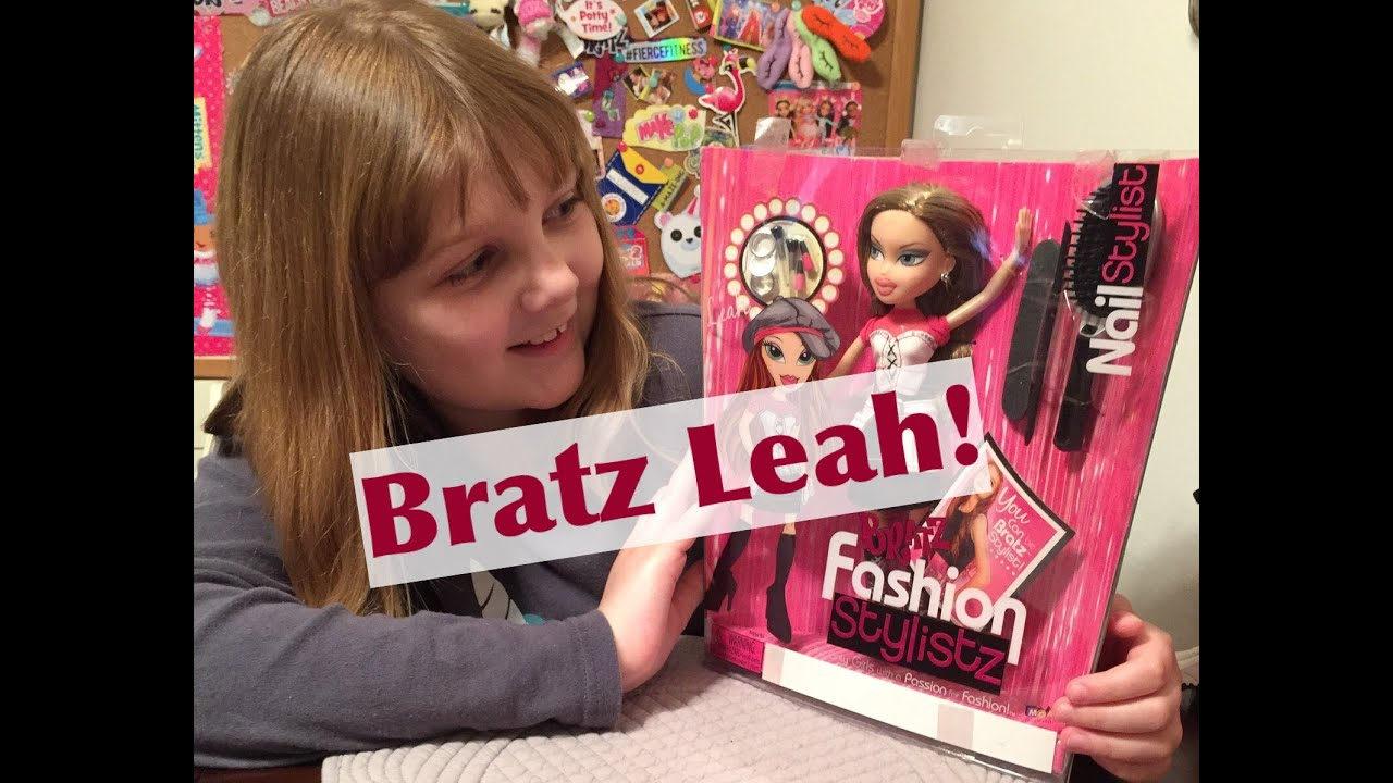 303 best bratz images on Pinterest Monster high dolls, Bratz doll Bratz fashion stylistz leah