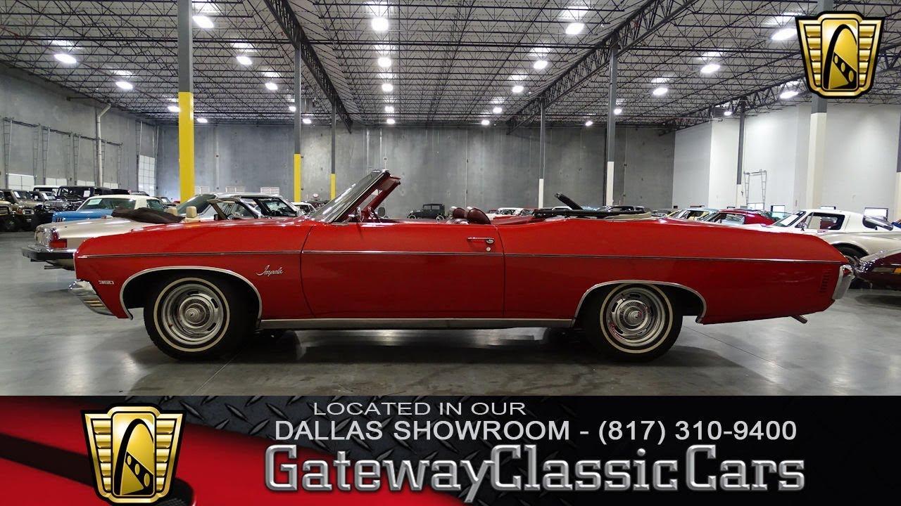 1970 Chevrolet Impala 573 Dfw Gateway Classic Cars Of Dallas