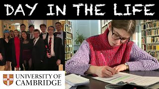 Download lagu DAY IN THE LIFE OF A THIRD YEAR STUDENT AT THE UNIVERSITY OF CAMBRIDGE | let's get festive!