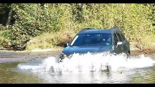 Can a Subaru Outback cross deep water?