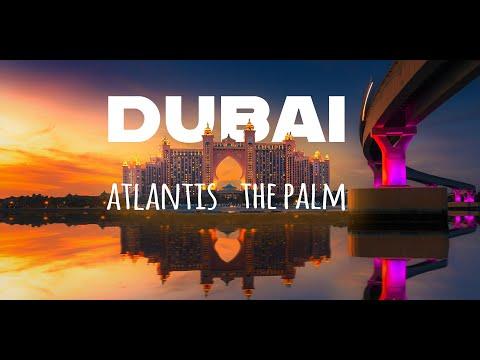 Atlantis The Palm Hotel Dubai | Walking Tour Inside & Outside | 2021