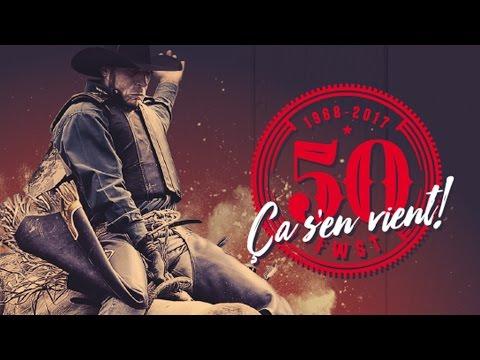 Festival Western de St-Tite - 50e anniversaire - Ca s'en vient! (FRANCAIS)