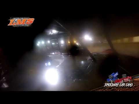 #9 Johnny Pursley - Super Late Model - 3-7-20 Lancaster Motor Speedway - In-Car Camera
