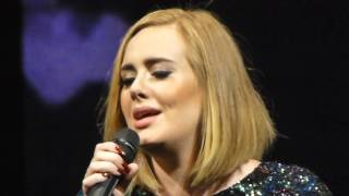 Download WHEN WE WERE YOUNG - Live - Adele @ San Jose, CA SAP Center, 7/31/2016 Mp3 and Videos