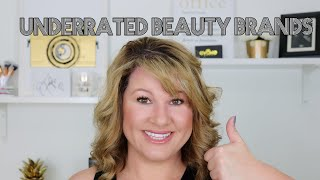 Underrated Beauty Brands 2017/Brands that deserve some buzz