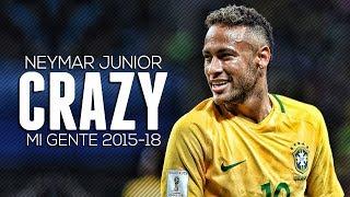 Neymar  - Mi Gente  Crazy Skills  Goals of all time  HD