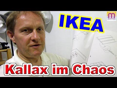 IKEA Kallax im Chaos | Neue Studio Regale aufbauen | Marieland Vlog # 113