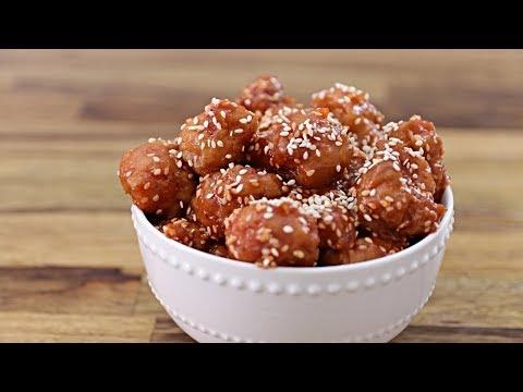 Honey Sesame Chicken Recipe