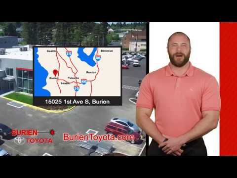 Burien Toyota Schedule Service