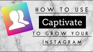How to use captivate cleaner to build your business on