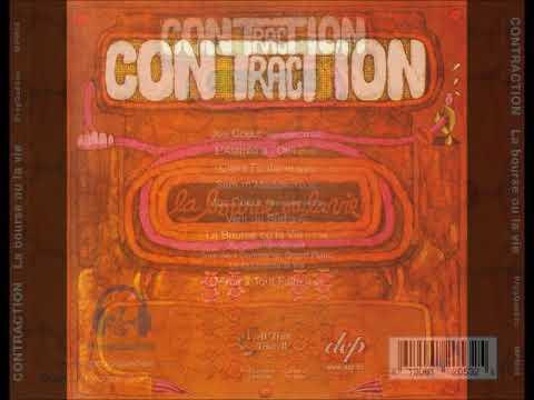 Contraction - La bourse ou la vie (1974) (CANADA, Jazz Rock, Prog Rock)