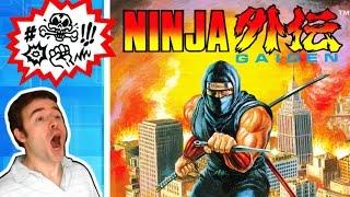 RETO NINJA GAIDEN (NES): ¿Superaré este juego infernal? - RetroBazinga
