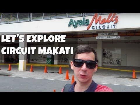 Circuit Makati from Ayala Malls Tour