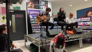 Stand Atlantic acoustic set hmv Manchester 26/10/18