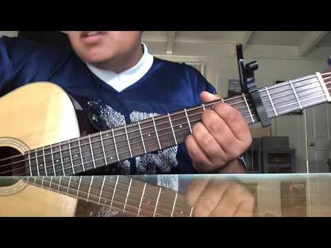 Guitar tutorial - Your Great Name - Todd Dulaney