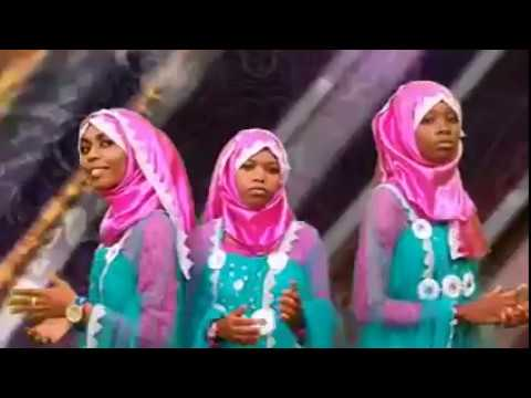 UKHTY DIDA & UKHTY RAFIDA: TWAUWAZIMISHA MWEZI MWEMA RAMADHAN OFFICIAL VIDEO HD.