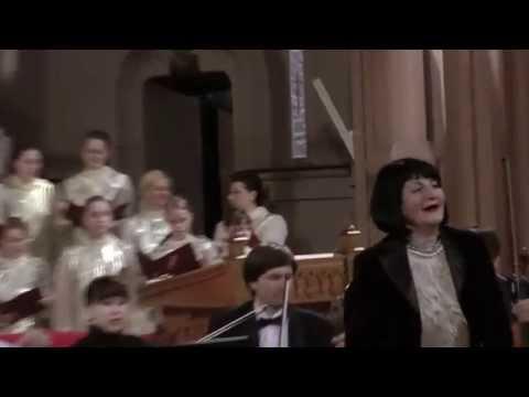 F.Schubert-Ave Maria Киевский детский хор РАДОСТЬ дирижёр Лариса САНЦЕВИЧ