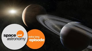 A Long Night In Space: Exploring Saturn And Venus | space and astronomy