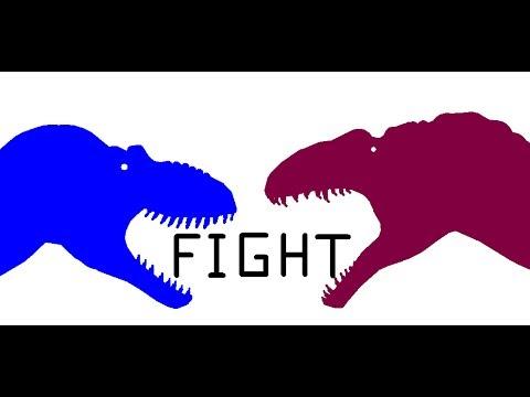 "EGB: Acrocanthosaurus vs Daspletosaurus ""30 Sub Special"""