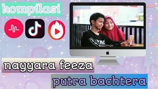 Download Kompilasi musically,tik-tok,vigo video  nayyara feeza dan putra bachtera Mp3