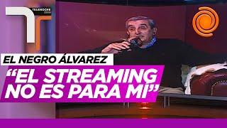 """El Negro Alvarez: """"Me volví a Córdoba a practicar el cordobés porque estaba muy porteño"""""""