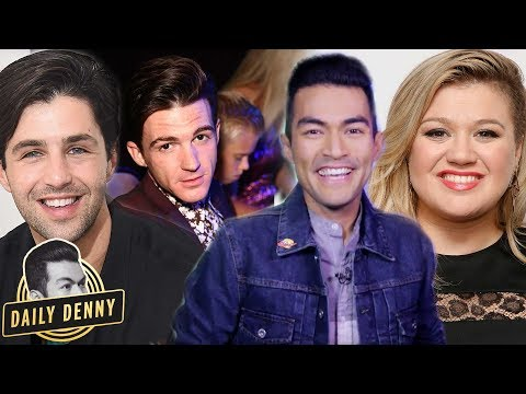 Kelly Clarkson Helps Fan Pop the Question + Drake and Josh DRAMAAAAA | Daily Denny