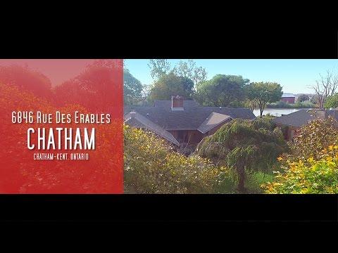 CHATHAM-KENT - 6846 Rue Des Erables-Chatham [propertyphotovideo]